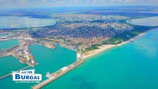 Burgas beach, Bulgaria 2020