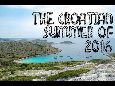 The Croatian Summer Of 2016