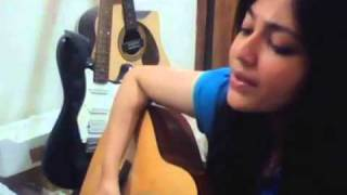 O Saathi Re - Omkara Acoustic Cover By Sunakshi Raina