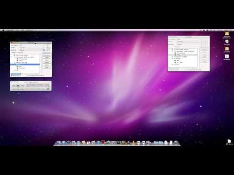 Ventrilo Music Bot on a Mac