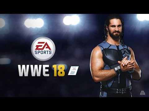 WWE 2K18 : What If EA Sports Made WWE Games | FIFA 18 Style | Concept/Notion | PS4/XB1