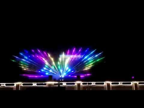 water screen laser show 5