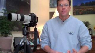 Photographic Moment Episode 12: Digital SLRs and Image Sensor Size