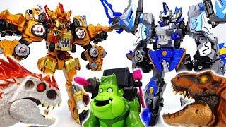 Go Go Dino-Core 3, Endless Battle Against Monsters & Dinosaurs - ToyMart TV