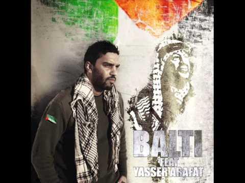 Balti - Palestine ( Yasser arafat )