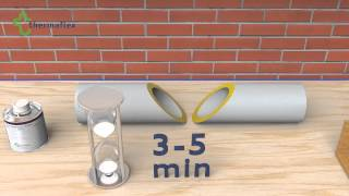 Монтаж трубной теплоизоляции Thermaflex. Изгиб трубопровода 90(Теплоизоляция изгиба трубопровода 90, трубной теплоизоляцией Thermaflex., 2014-04-14T08:04:39.000Z)