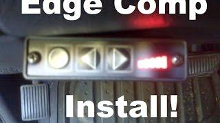 1999 Dodge Cummins 24v - Edge Comp Box Install