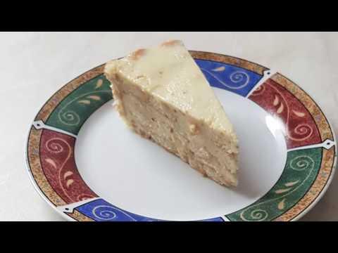Лесна бишкотена торта със сладко от смокини