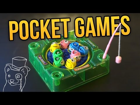 GO FISHING - Pocket Games / Travel Games | Weasel Reviews