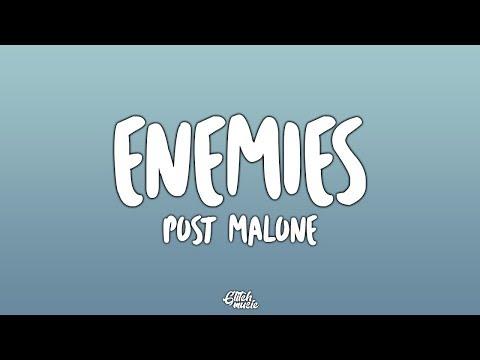 post-malone---enemies-feat.-dababy-(lyrics)