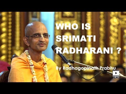 Radhastami 2017 Evening Class by Radha Gopinath Das