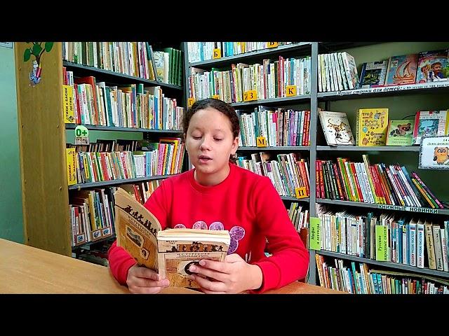 Изображение предпросмотра прочтения – АлинаМащенко читает произведение «Воробей» И.С.Тургенева
