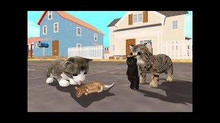 Cat Sim Online: Play with Cats Android Gameplay Ep 10