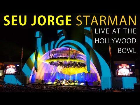 Seu Jorge - Starman (David Bowie Cover) [live At Hollywood Bowl]