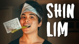 Cutting it Close with Shin Lim AGT WINNER! // Card Throwing