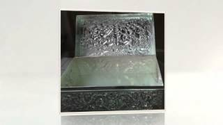 Chinese Export Silver- Jewellery Box