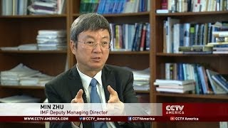 Interview with IMF Deputy Managing Director Min Zhu on China's Economy