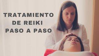 Tratamiento de Reiki paso a paso - Reiki en Madrid