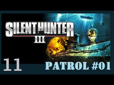Silent Hunter III GWX 3 - Patrol 1 - 11 Scapa Flow (Fire Everything)