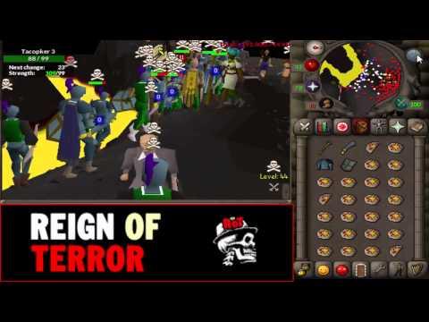 Reign of Terror vs Damage Inc+Divine Forces+Violent Resolution+Ancient Fury