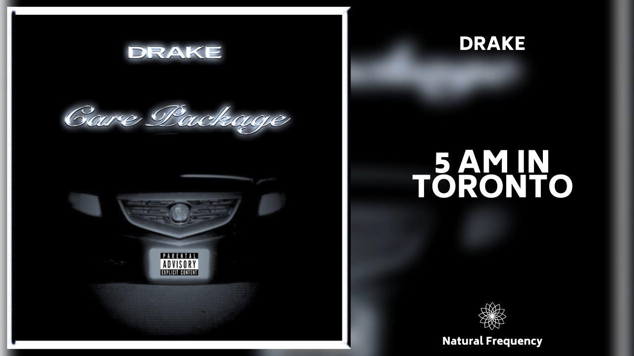 Download Drake - 5AM In Toronto (432Hz)