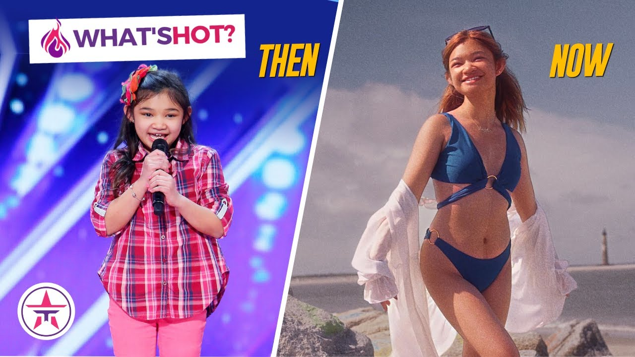 Download What Ever Happened To Angelica Hale? Filipino America's Got Talent Runner-Up THEN and NOW!