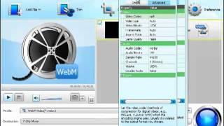 WebM Converter: Convert video to WebM, WebM to Video on PC and Mac thumbnail