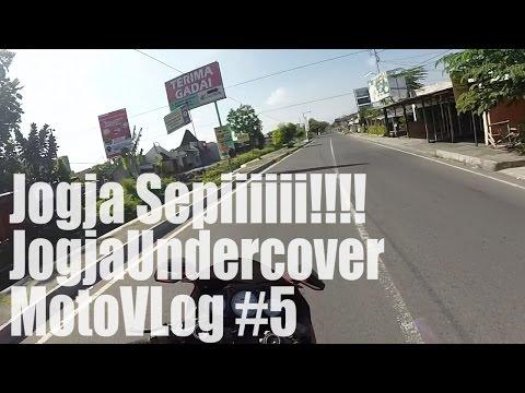 Jogja kota matiiii!!! | Jogja Undercover MotoVLog #5