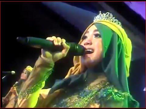 Mung Riko Selawase - Isna Cute - Qasima Live Show at Pati