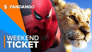 In Theaters Now: Spider-Man: Far From Home + The Lion King Preview | ...