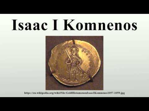 Isaac I Komnenos
