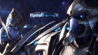 Starcraft 2: Legacy of the Void - Render-Trailer »Dunkelheit« als offizielle Ankündigung