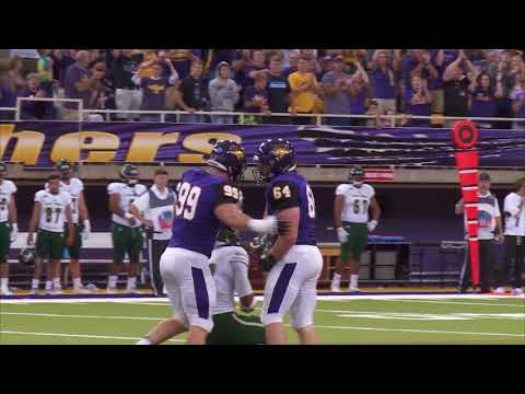 UNI Football Opens Home Season With Win Over Cal Poly