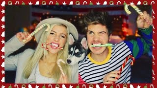 NASTY CANDY CANE CHALLENGE!