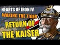Gambar cover Hearts Of Iron 4: Return OF THE KAISER - Waking The TIGER