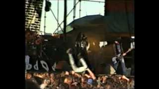 RAMONES - 7 And 7 Is / Wart Hog (Live Big Day Out - 1994)
