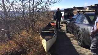 MEC Canoe Testing - Novacraft TuffStuff