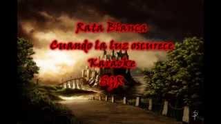Rata Blanca-cuando la luz oscurece INSTRUMENTAL/KARAOKE