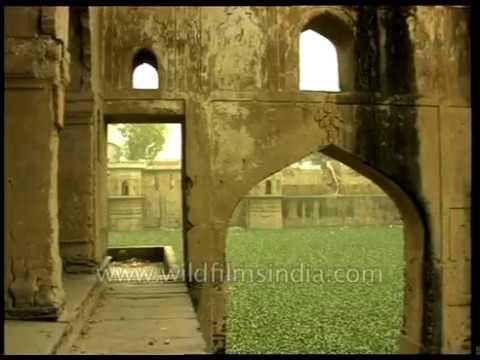Tej Sagar, a 200 year old monument in Rewari, Haryana