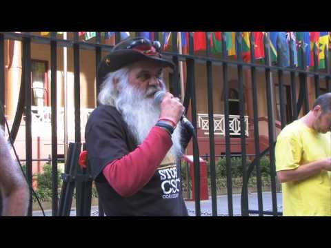 Stop CSG Rally - NSW Parliament - Government fails people of NSW