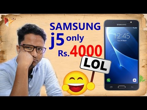 Samsung Galaxy J5 only at Rs.4000/- | Call From Delhi Samsung | Data Dock