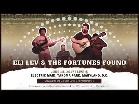 Eli Lev Music at Electric Maid in Washington, DC