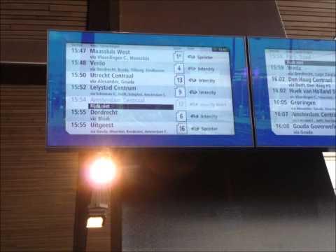 Omroep opgeheven IC Direct Amsterdam te Rotterdam