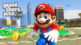 SUPER MARIO ODYSSEY!! (GTA 5 Mods)