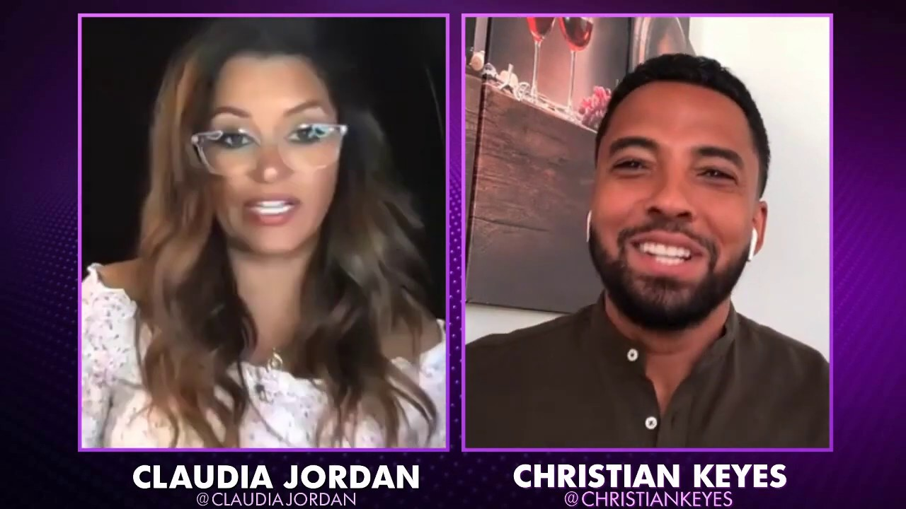 Download Christian Keyes Shares the Story of His 'Karen Song' | Out Loud with Claudia Jordan