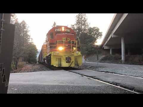 Central Oregon and Pacific: Grants Pass, Rogue River and Gold Hill Oregon 11/6/19