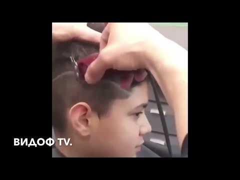 Какие детские стрижки делают в барбершопе. Amazing Kids Boys Haircut. Best Barbers.