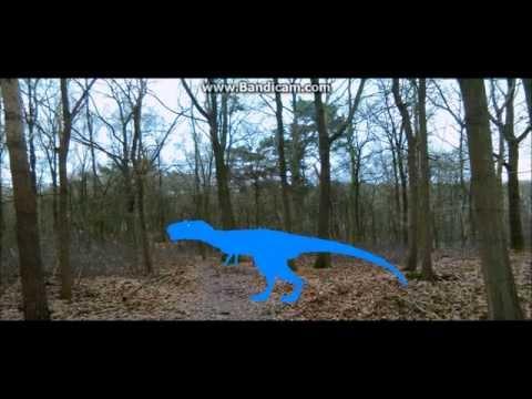 Bistahieversor Vs Acrocanthosaurus