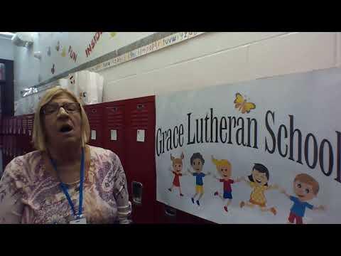 Grace Lutheran Preschool Poinsettia Sale  2020
