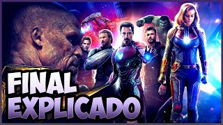 Infinity War explicación final con escena post creditos | Top Cinema